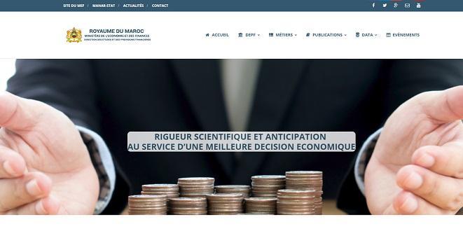 La DEPF relifte son site web