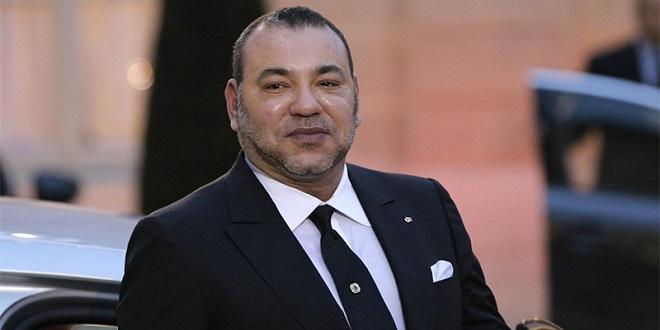 Le Roi en visite en Côte d'Ivoire