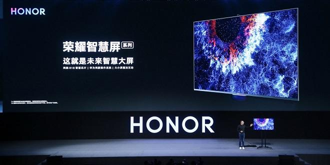 Huawei dévoile sa première télévision intelligente — Monde/ Technologies