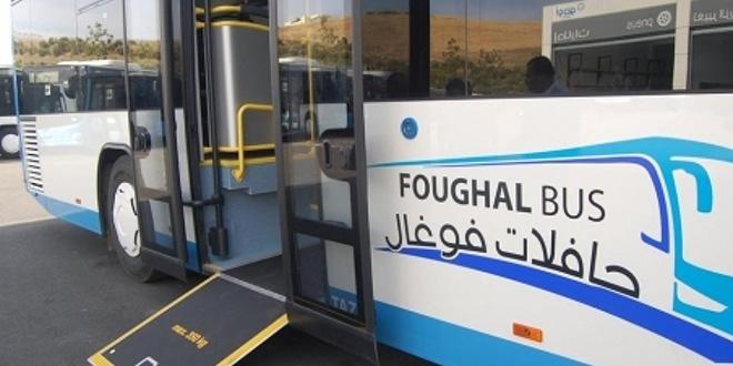 Kénitra : Le transport des bus confié à la société Foughal