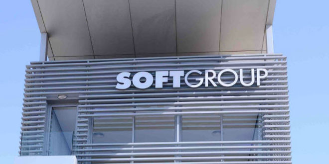 Softgroup développe Softpark