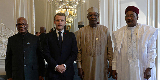 Le Sommet sur le Sahel reporté