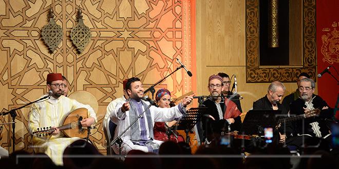 Diapo-Marouane Hajji enchante au festival soufi