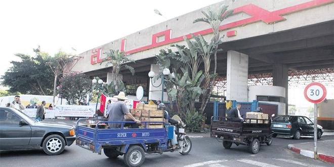 Casablanca : Appel d'offres pour la mise à niveau du marché de gros