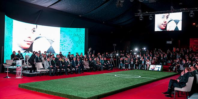 VIDEO-Spot officiel de la candidature Maroc2026 !