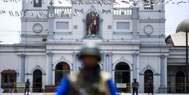 Sri Lanka : Pas de messe par crainte d'attentats