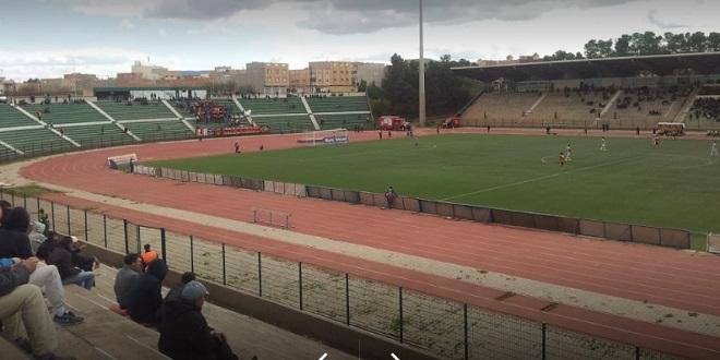 Oujda : La mise à niveau du Stade d'honneur démarre