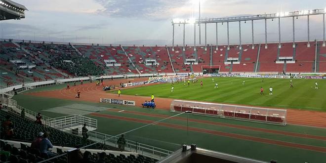 Rabat accueillera la finale de la Coupe de la CAF