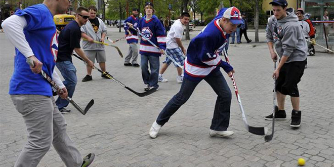 L'ambassade du Canada promeut le hockey