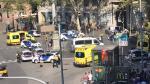 VIDEO - Attentat à la voiture-bélier dans le centre de Barcelone