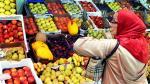 L'inflation en hausse
