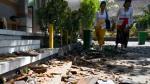 Un séisme provoque un début de panique à Bali
