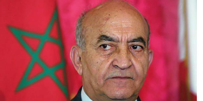 bderrahmane el Youssoufi n'est plus