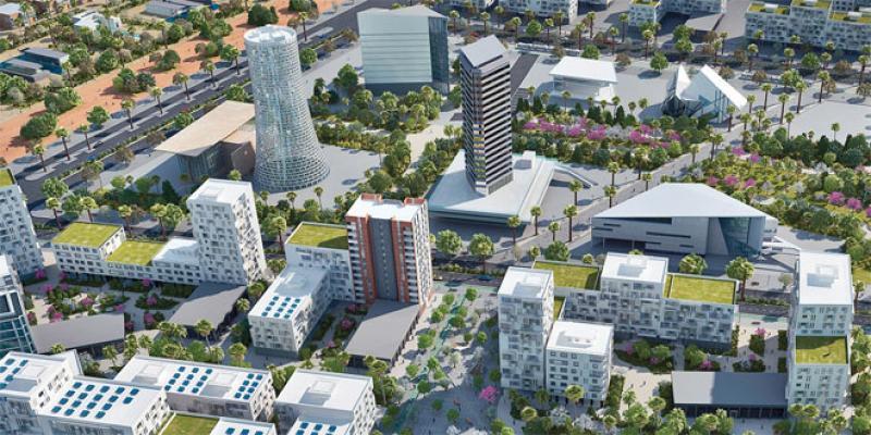 1er forum international urbain: La ville innovante doit être éco-technologique