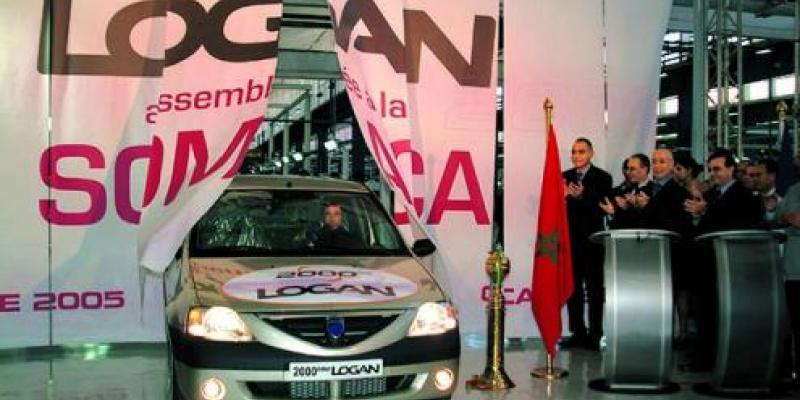Saga Dacia: 15 ans au Maroc !
