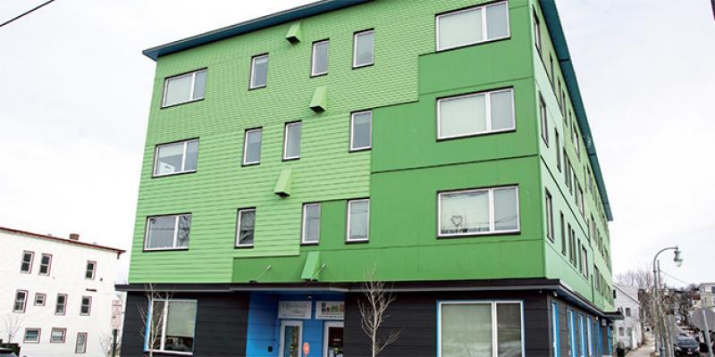 Aux USA, des logements éco-énergétiques pour l'inclusion sociale