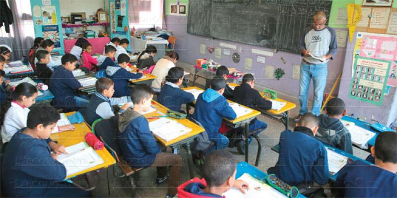 Abandon scolaire: Des chiffres à prendre avec des pincettes!