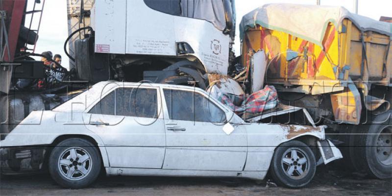 Sécurité routière: Les mille et une mesures de Boulif