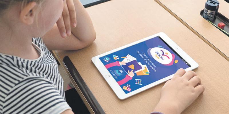 Accompagnement scolaire: Une appli pour susciter l'envie d'apprendre