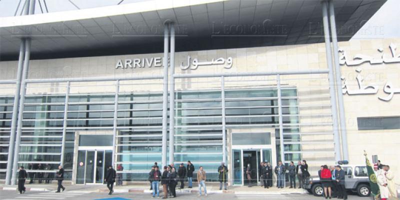 Aérien: Tanger continue son ascension