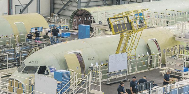 Aéronautique: Le challenge de la montée en gamme