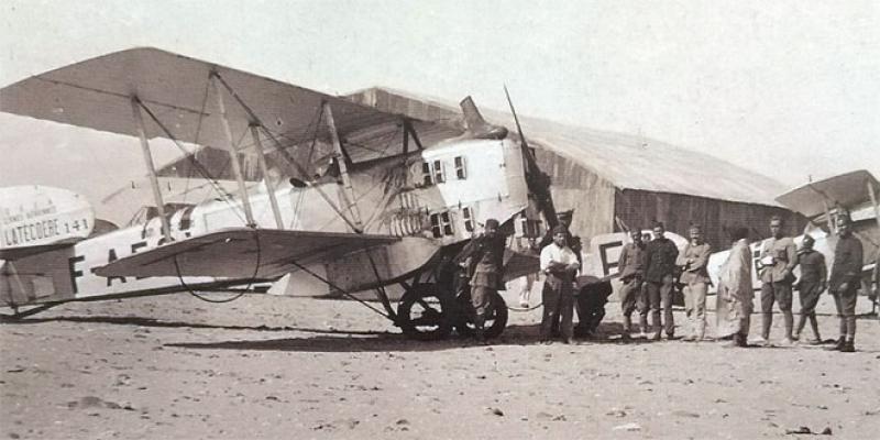 100 ans d'aviation au Maroc: L'Aéropostale et ses aviateurs de retour un siècle après!