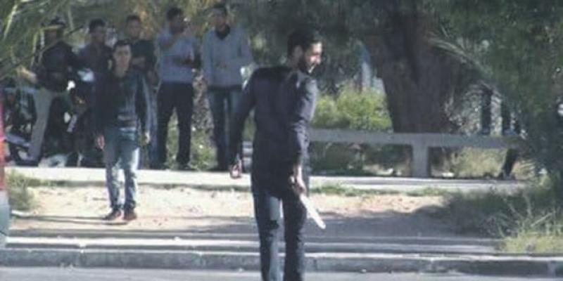 Agadir Affrontements mortels à la faculté des lettres
