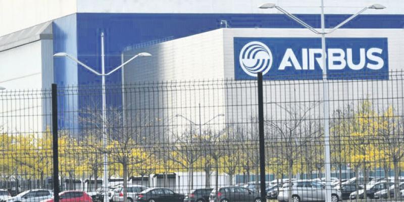 Airbus parie sur la transformation digitale
