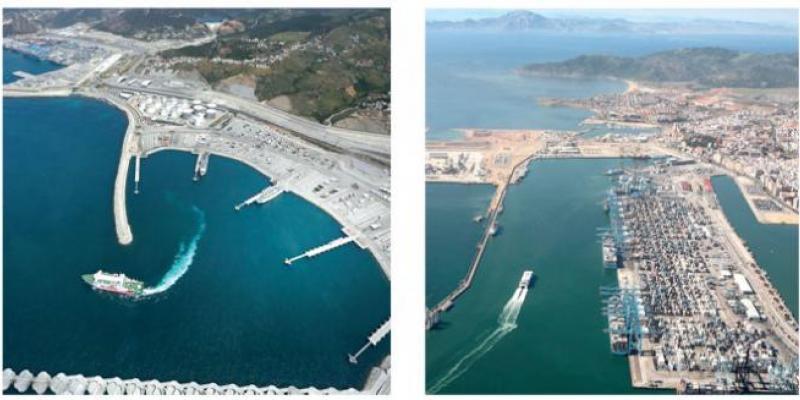 TangerMed-Algésiras: La bataille des grands ports