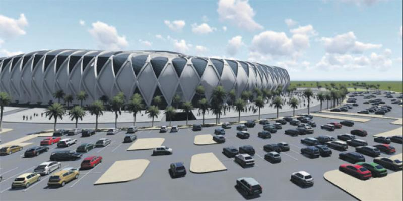 Al Hoceïma aura son grand stade de football