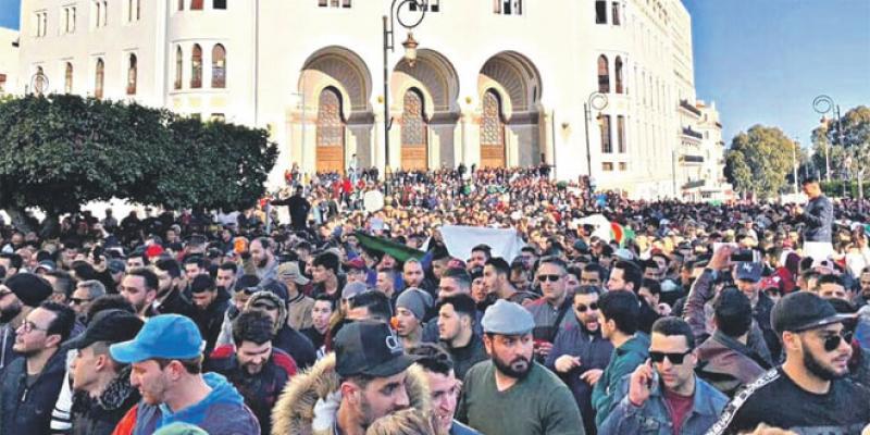 Algérie: Des relents de printemps arabe