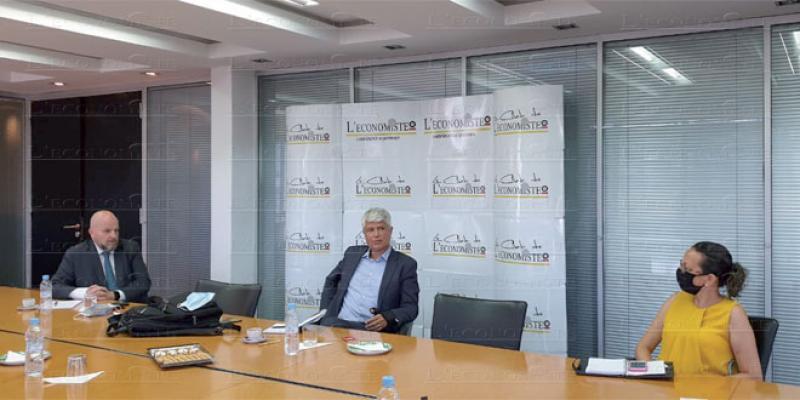 L'ambassadeur de Suisse en visite à Eco-Médias