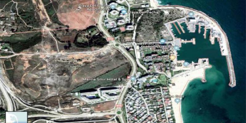 Pourquoi l'ANP reprend le port Marina Smir ?