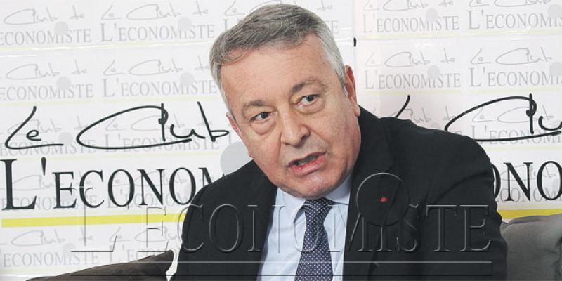 Antoine Frérot, PDG de Veolia, au Club de L'Economiste: «L'avenir est dans le recyclage des déchets»