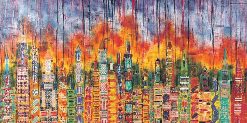Exposition: De l'art en comprimés