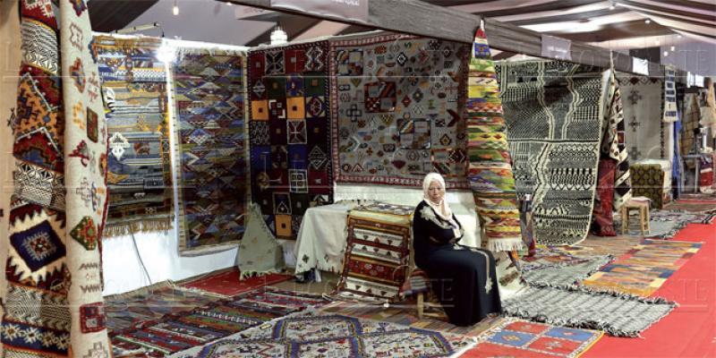 Artisanat: Rabat célèbre les tapis marocains
