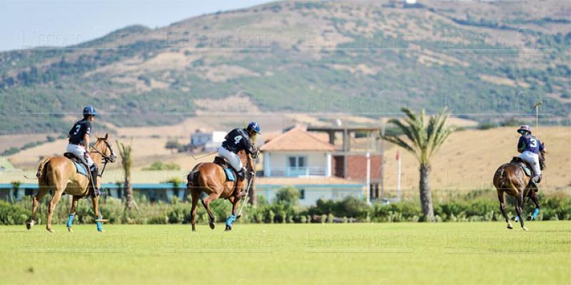 Asilah, capitale du polo pour une semaine