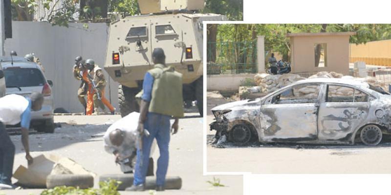 Burkina Faso: La double attaque revendiquée par un groupe djihadiste