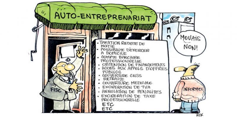 Auto-entrepreneuriat: Le statut a du mal à séduire