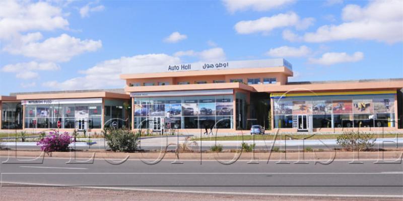Auto Hall prévoit une hausse de ses agrégats pour 2018
