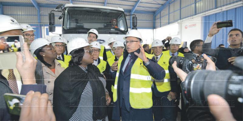 Automatisation du tri des déchets: Un centre pilote opérationnel à Fès