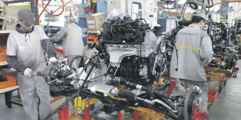L'automobile, principal moteur de l'emploi industriel