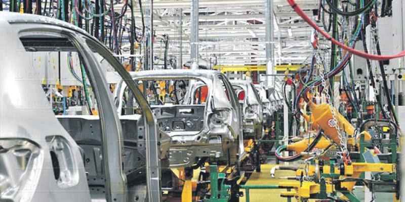 Industrie automobile: Le retour à la normale pas avant 2021