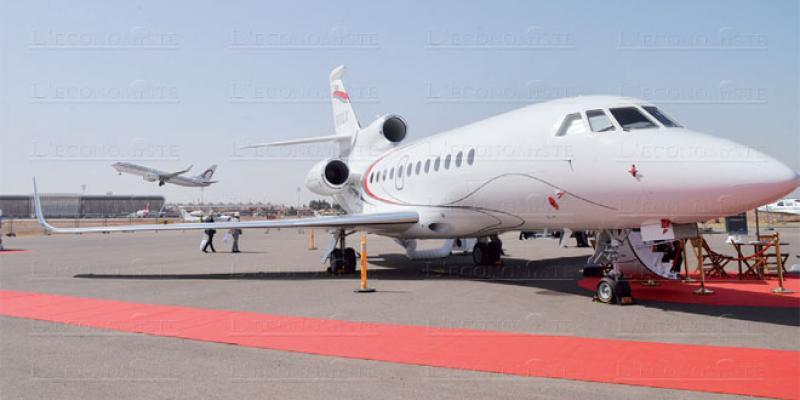 Transport Un plan ambitieux pour l'aviation d'affaires