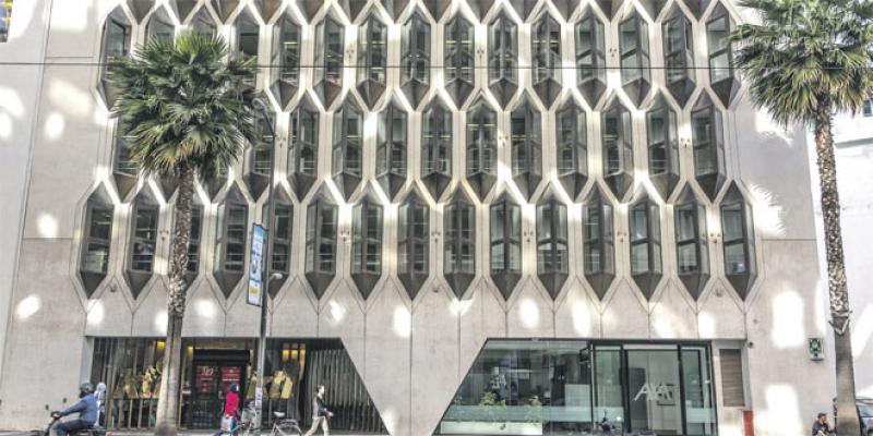 Casablanca Axa restaure son patrimoine Art déco
