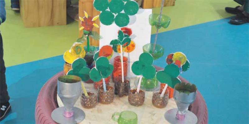 Bahri sensibilise les enfants démunis à l'environnement