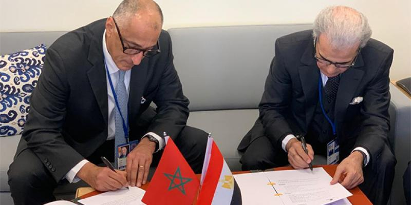 BAM se rapproche de Central Bank of Egypt et de Bank of Mauritius