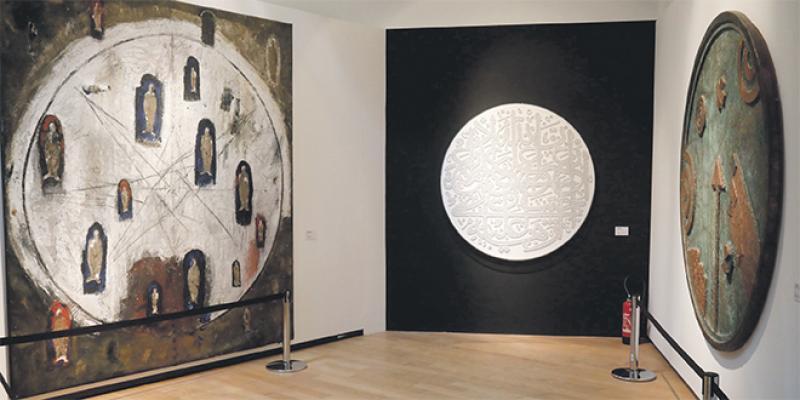 BAM célèbre les artistes marocains