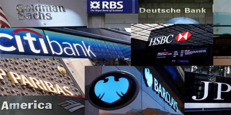 Grandes banques systémiques: La liste actualisée