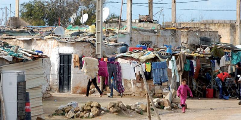 Villes sans bidonvilles: Le verdict sans appel de la Cour des comptes
